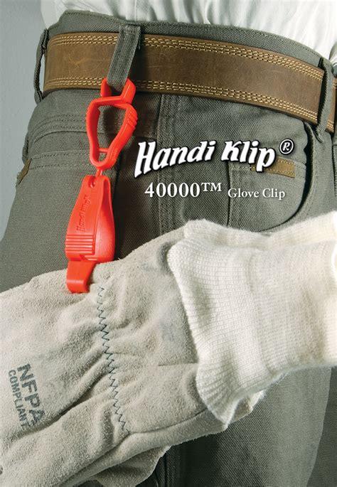 Klip Glove handi klip glove guard clip for work great safety item color yellow ebay