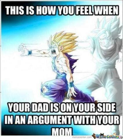 Dragon Ball Z Memes - anime