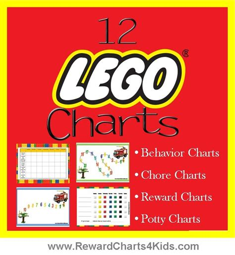 printable reward charts for good behavior lego reward charts behavior charts chore charts potty