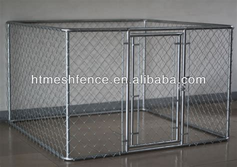 metal kennel welded wire kennel and runs metal large kennels anti climb bar system run