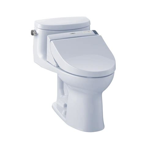 Toto Toilet With Bidet by Toto Supreme Ii Connect 1 1 28 Gpf Elongated Toilet