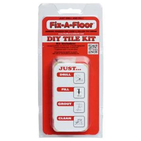 fix a floor diy tile kit fix888 the home depot