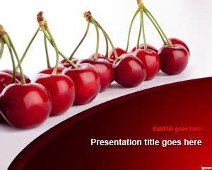 free ppt templates for ngo free strawberry fruit powerpoint template