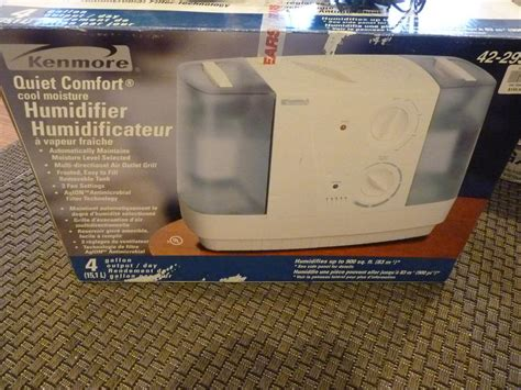 Kenmore Comfort 12 Humidifier by Kenmore Comfort Humidifier Outside Cowichan Valley