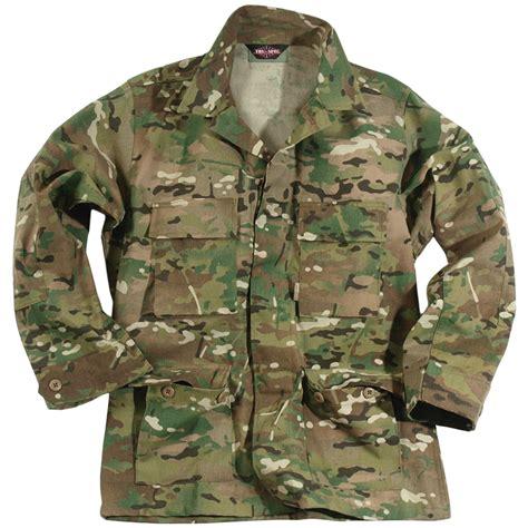 Blouse Bda tru spec bdu combat shirt multicam bdu 1st