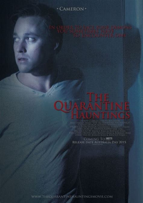 quarantine film 2015 the quarantine hauntings movie poster 7 of 7 imp awards