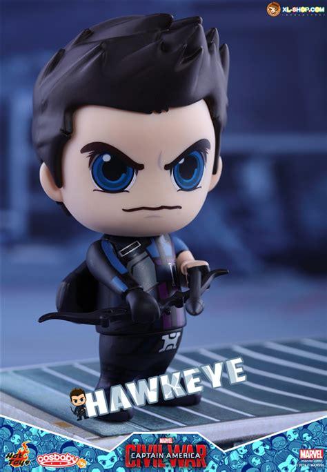 toys cosb250 captain america civil war hawkeye cosbaby bobble