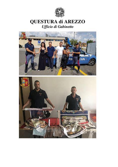 questura di arezzo ufficio immigrazione polizia di stato questure sul web arezzo