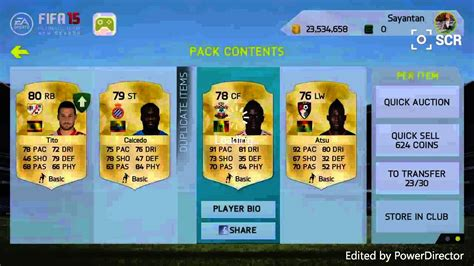 reset online seasons fifa 15 fifa 15 new season 50k android ios pack opening youtube