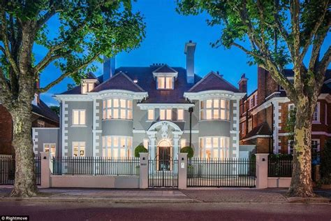10 bedroom house for sale in london most viewed properties for sale in britain in 2017 daily