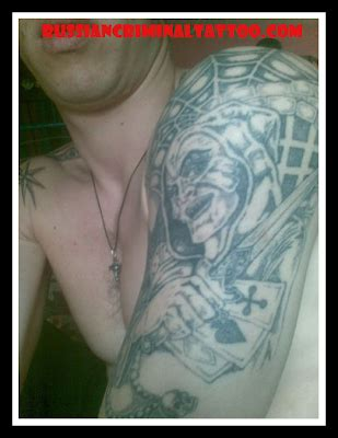 joker knife tattoo email this blogthis share to twitter share to facebook