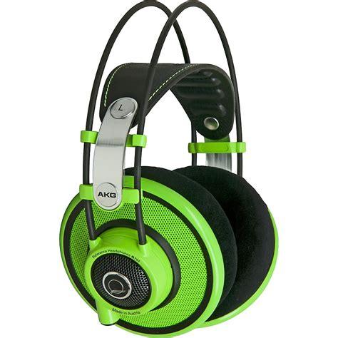 Akg Q701 Quincy Jones Green Edition Headphone headphones akg quincy jones signature series q701 premium class reference headphones was