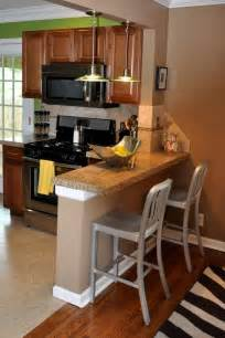 small kitchen breakfast bar ideas best 25 small breakfast bar ideas on small