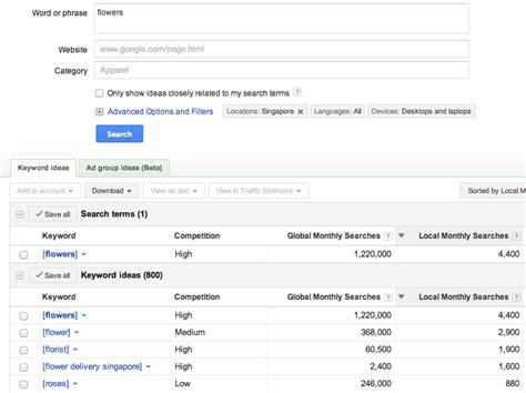 Singapore Search Engine Search Engine Optimization Seo Singapore