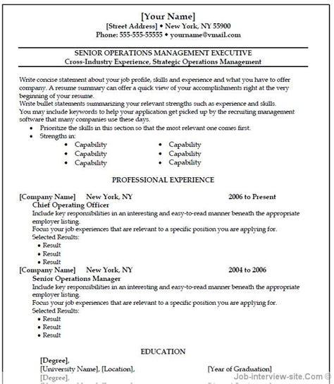 Using Resume Template Microsoft Word   Writing Resume Sample