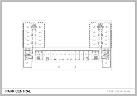 bell park central floor plans 100 park central floor plan centadata tower 8 phase