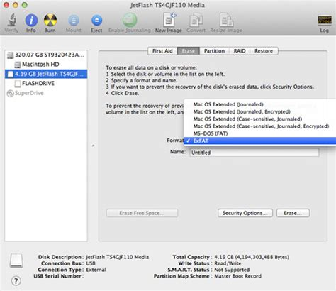 format external hard drive using mac format hdd to fat32