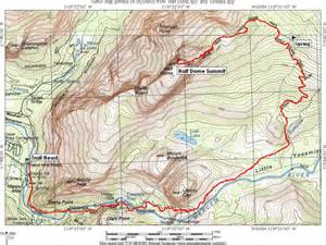 how to read a topographic map yosemiteblog