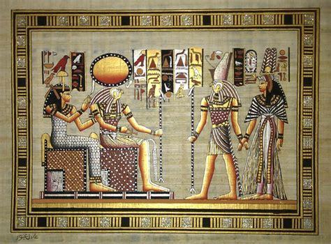imagenes arte egipcio arte egipcio papiro egipcio 1 300 00 en mercado libre