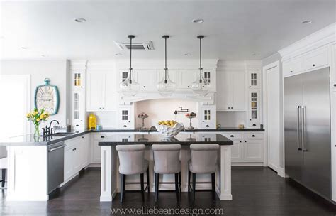 inspiring white kitchens celebrate decorate