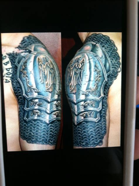 tattoos of god quot armor of god quot tracy armors armor
