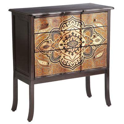 sultan batik chest furniture paint