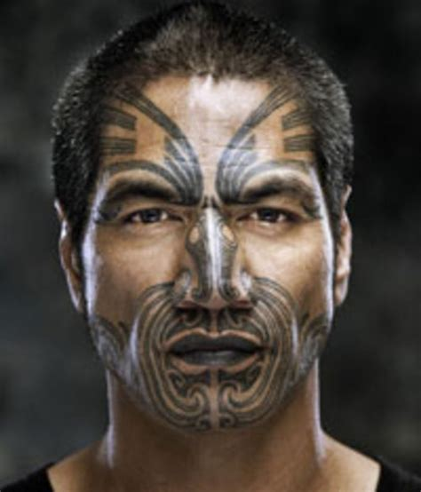 maori tribal warrior tattoo busbones