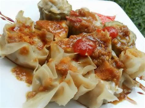 resep membuat siomay cuanki resep simpel membuat siomay saus kacang lezat cinuy blog