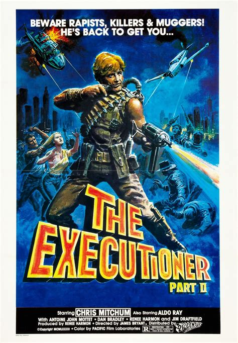 The B Part 2 by Grindhouse Classics The Executioner Part Ii Trash