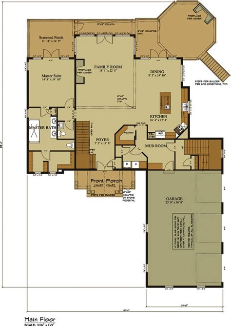 small lake home floor plans small lake cottage floor plans cabin lakefront best