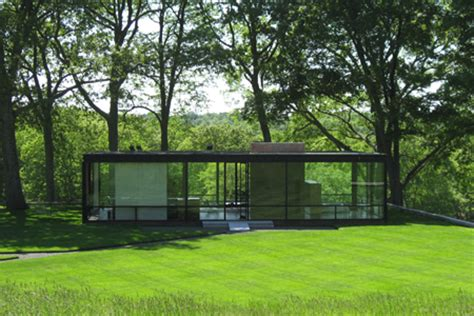 Modern Houses Floor Plan by Architakes The Farnsworth House Part 1 Whose Less Is