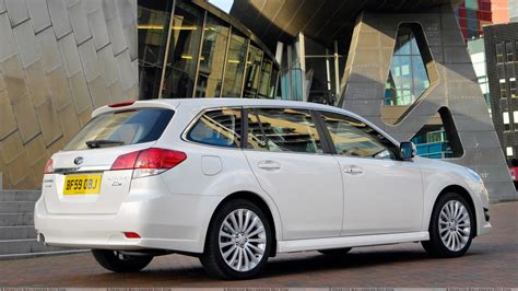subaru legacy white 2010 subaru legacy tourer in white pose wallpaper