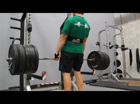 Rack Pulls Or Deadlifts by Rack Pulls For A Stronger Deadlift Furious Pete