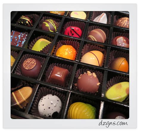what i learned from a box of gourmet chocolates eileen s