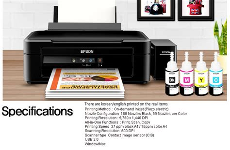 Printer Epson Seri L220 epson l220 printer excelep
