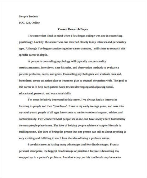 Survey Paper Vs Research Paper by 22 Research Paper Templates In Pdf Free Premium Templates