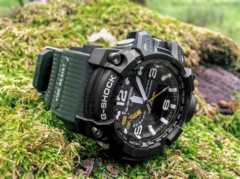 G Shock Gwg 1000 New casio g shock gwg 1000 1a3 mudmaster review