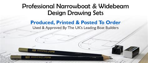boat layout planner narrowboat widebeam design plans design draw to scale