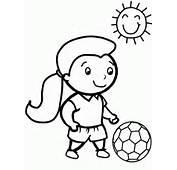 Desenhos Para Colorir De Futebol E Pintar
