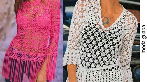 crochet blusas blusas a crochet crochet blusas de moda blusa en crochet