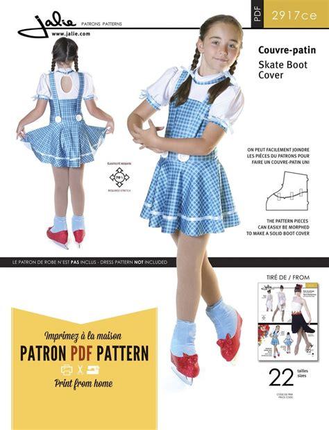 jalie pattern youtube jalie 2917 skate boot cover pdf pattern pdf patterns