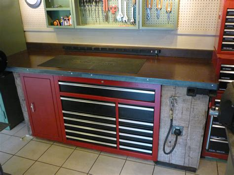 harbor freight tool bench the 12 gauge garage project showcase diy chatroom home
