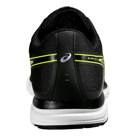 running shoes back asics gel zaraca 4 mens running shoes sweatband