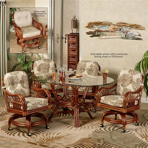 dining room sets with caster chairs chair caster dining room chairs on casters for table