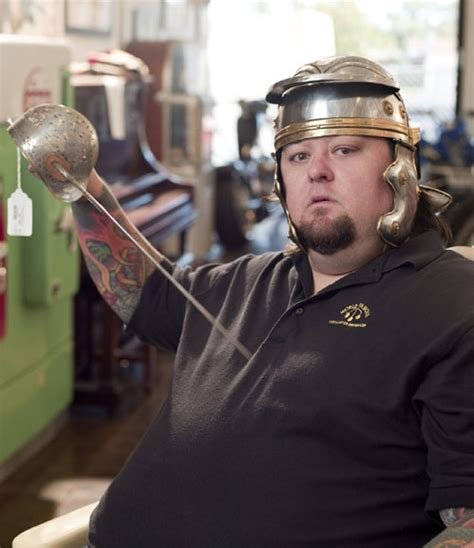heart of vegas fan page austin chumlee russell has won the hearts of pawn stars