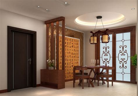 dining room partition design wooden partition designs between living dining