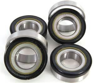 Trailer Tire Bearings 4 X Trailer Wheel Bearings 44643l 44610 Ebay