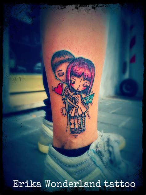 sorella tattoo fratello e sorella by erika