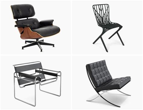 famous chair designs the 7 best chairs designed by architects gear patrol