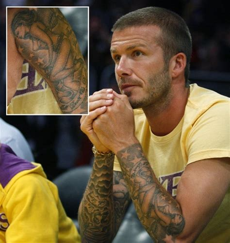 david beckham tattoo on ribs meaning behind david beckham s tattoo best tattoo ideas
